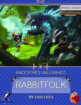 Ancestries Unleashed: Rabbitfolk