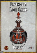 Legendary Loot Cards: Deck #1