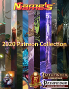 2020 Annual Patreon Collection Bundle