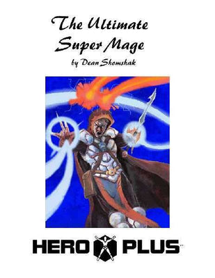 Ultimate Super Mage (4th Edition)