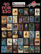 40 Books, 30 Bucks Pathfinder MEGA-BUNDLE