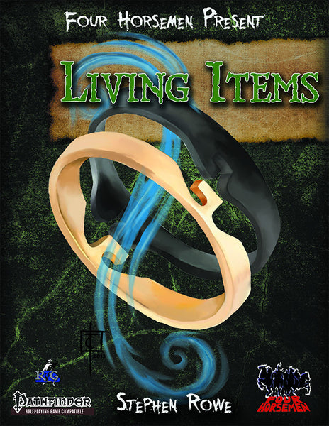 Four Horsemen Present: Living Items