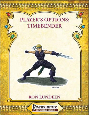 Player's Options: Timebender