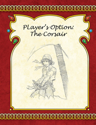 Player's Options: The Corsair