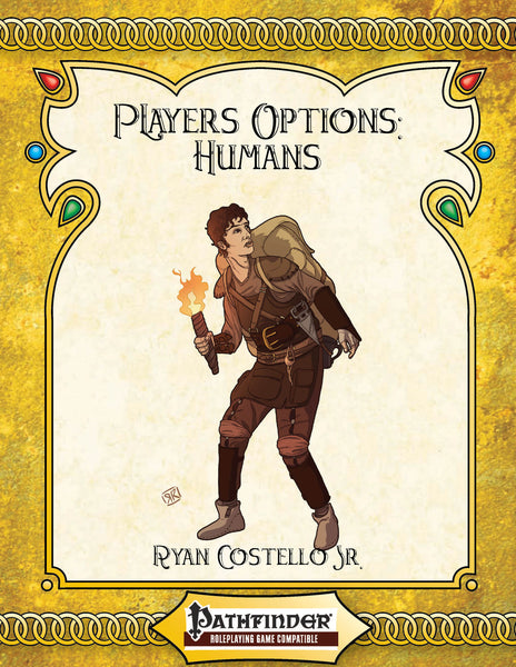 Player's Options: Humans