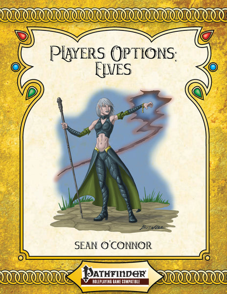 Player's Options: Elves
