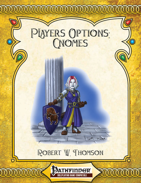 Player's Options: Gnomes