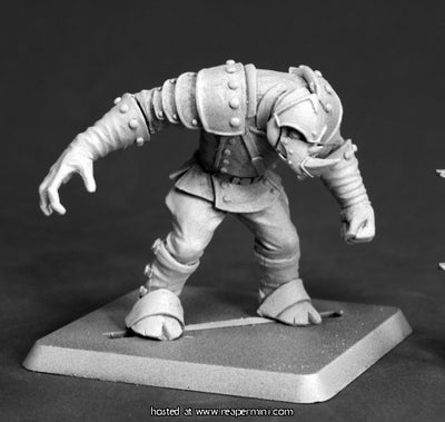 Chronoscope Rhinocerix, Super Villain Miniature