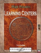 High Psionics: Learning Centers