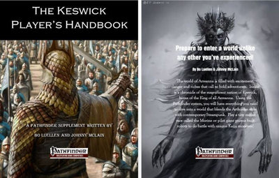 The Keswick Player's Handbook