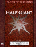 Races of the Mind: Half-Giant