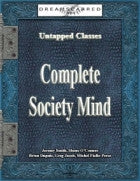 Untapped Classes: Complete Society Mind