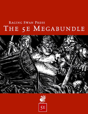 Raging Swan Press - The 5e MEGABUNDLE!
