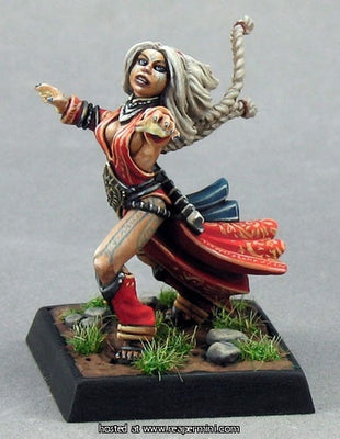 Seoni, Iconic Female Sorceress