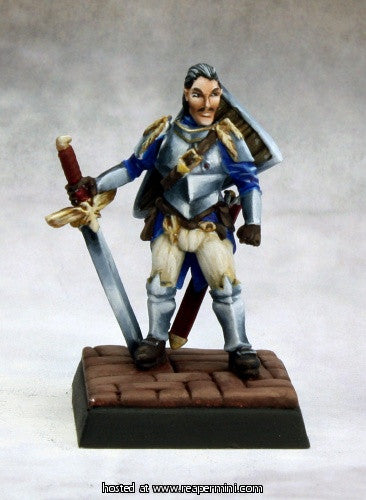 Andoran Steel Falcon (Pathfinder Miniature)