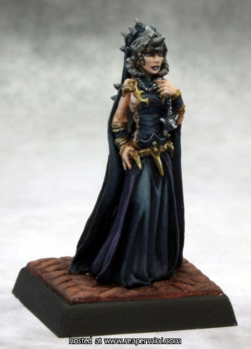 Cleric of Mammon (Pathfinder Miniature)