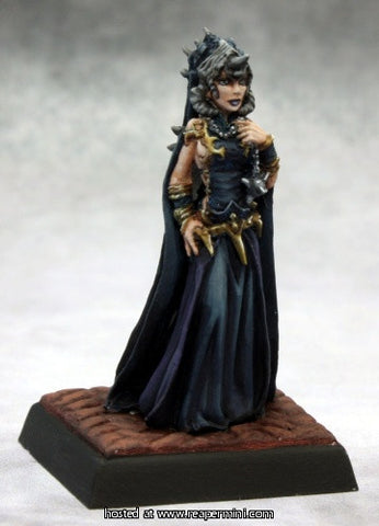 Cleric of Mammon Miniature