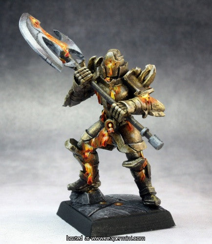 Golden Guardian Miniature
