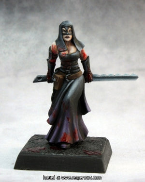 Dungeon Torturer Miniature