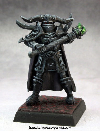 Graveknight (Pathfinder Miniature)