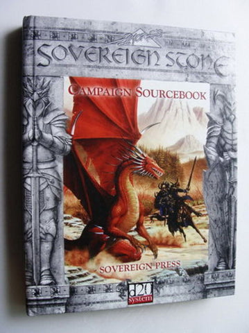 Sovereign Stone Campaign Sourcebook (d20)