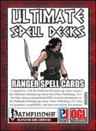 Ultimate Spell Decks: Ranger Spell Cards