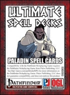 Ultimate Spell Decks: Paladin Spell Cards