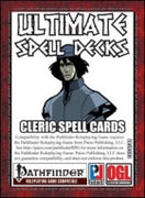 Ultimate Spell Decks: Cleric Spell Cards