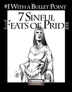 #1 With a Bullet Point: 7 Sinful Feats of Pride