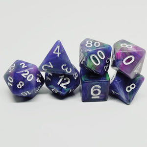 Mindfire Dice Set