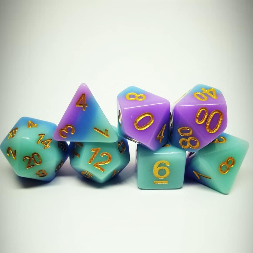 Enchanted Slumber Dice Set
