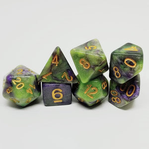 Witchfire Dice Set