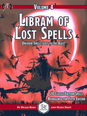 The Libram of Lost Magic vol. IV