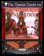 The Genius Guide to the Order of Vigilance