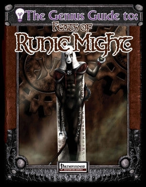 The Genius Guide to Feats of Runic Might