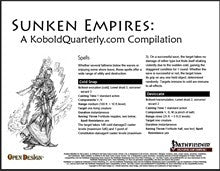 Sunken Empires Web Compilation