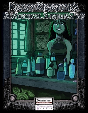 Krazy Kragnar's Alchemical Surplus Shop