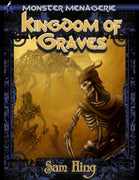 Monster Menagerie: Kingdom of Graves