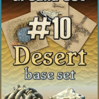 Ground Set #10 - Desert