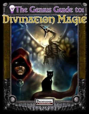 The Genius Guide to Divination Magic