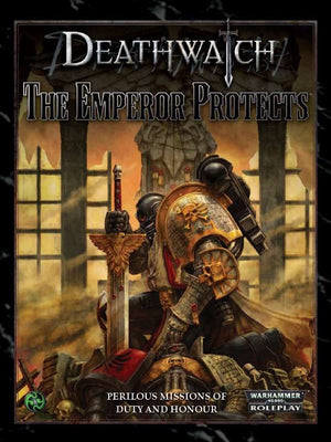 Deathwatch: The Emperor Protects