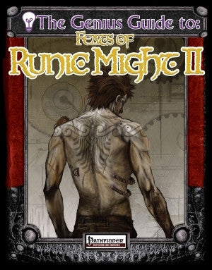 The Genius Guide to Feats of Runic Might II: Runebinding