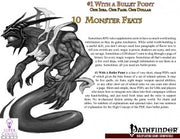 #1 with a Bullet Point: 10 Monster Feats