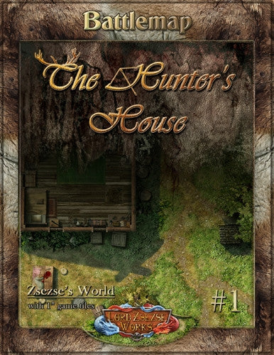 Zsezse's World - The Hunter's House