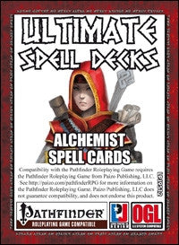 Ultimate Spell Decks: Alchemist Spell Cards