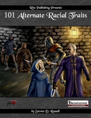 101 Alternate Racial Traits