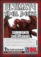 Ultimate Spell Decks: Summoner Spell Cards