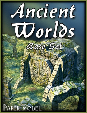 Ancient Worlds - Base Set