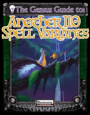 The Genius Guide to Another 110 Spell Variants