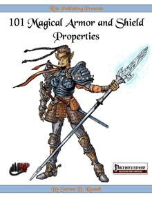 101 Magical Armor and Shield Properties